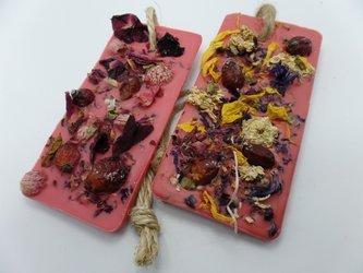 Zestaw dwóch tabliczek zapachowych / florenckich
