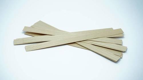 Knot drewniany do wosku stopki gratis 5 szt 20 cm