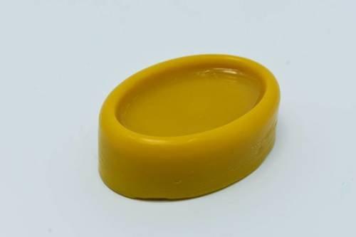 Mydełka z wosku pszczelego 1 szt. 40g naturalny