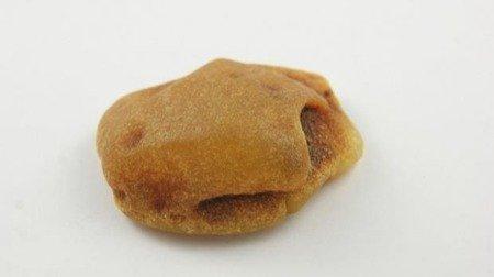 bursztyn bałtycki kaboszon dwuwarstwowy muzealny 23,8 g