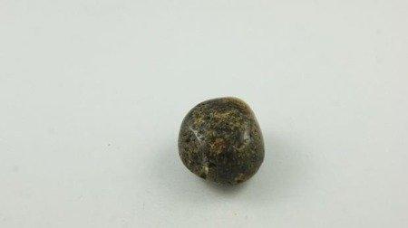 bursztyn bałtycki pomarańczowy kula polerowany 5,5 g